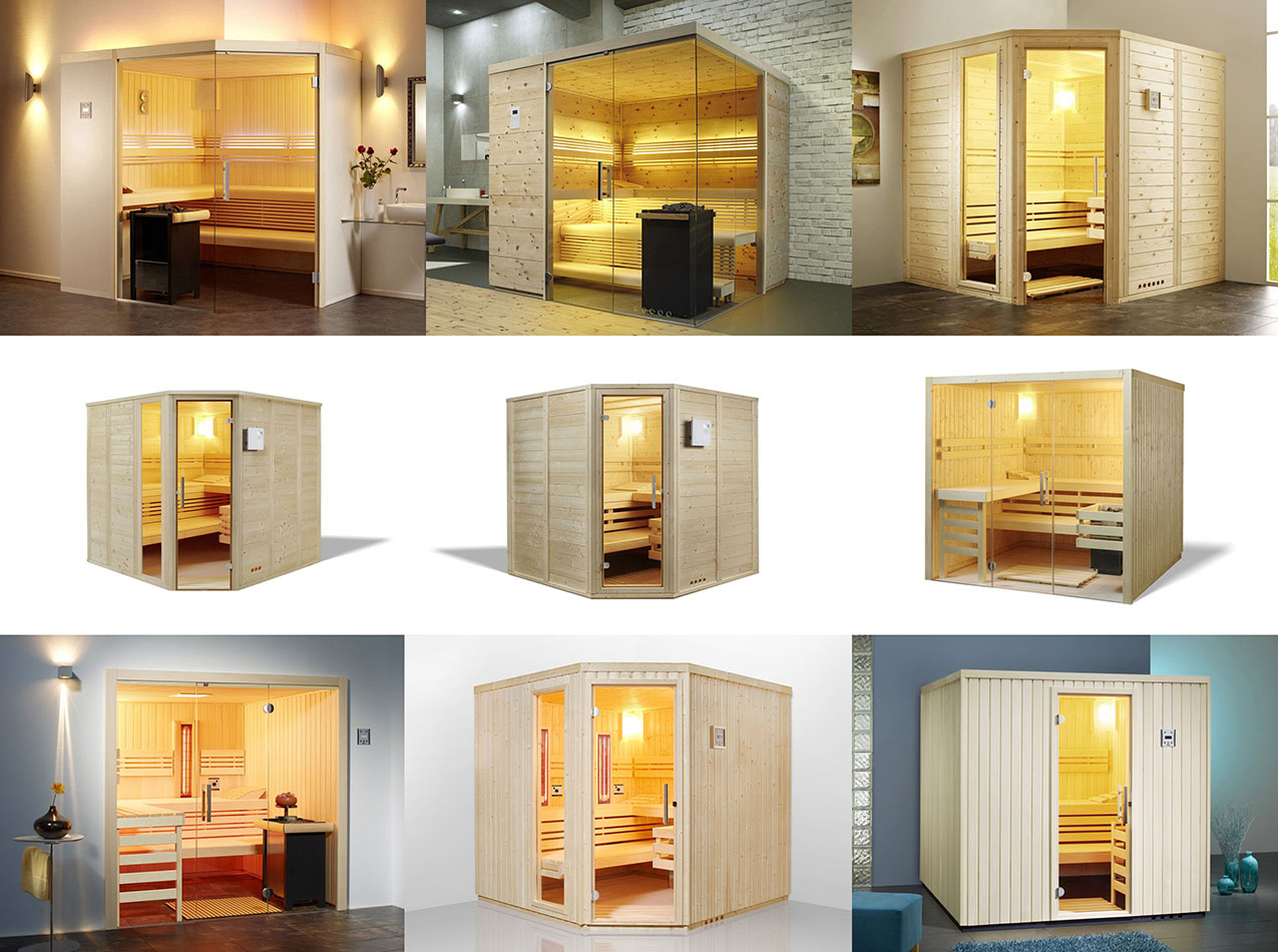 Sauna Compilation