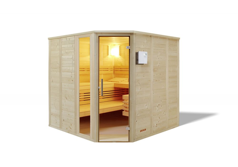 sauna modelle aktuelle saunen von infraworld beratung von peter feistle. Black Bedroom Furniture Sets. Home Design Ideas